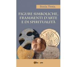 Figure simboliche, frammenti d'arte e di spiritualità, di Sonia Testa,  2018  ER