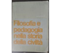Filosofia e pedagogia nella storia della civiltà-Geymonat,Tisato-Garzanti,1982-A