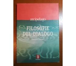Filosofie del dialogo - Gianmaria Zamagni - Fara - 1998 - M