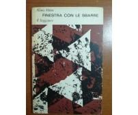 Finestra con le sbarre - Klaus mann - il saggiatore - 1962 - M
