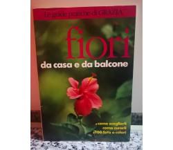 Fiori da casa e da Balcone di Guido Moggi - L. Giugnolini,  1992,  -F