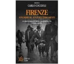 Firenze novembre '66: non è successo niente Ritorna un grande documento: l'alluv