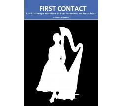 First contact. F.E.P.A. Technique. Workbook 20 studi enarmonici per arpa a pedal