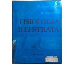 Fisiologia illustrata di Mcnaught-callander,  1977,  Il Pensiero Scientifico Edi