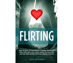 Flirting di Love Academy,  2021,  Youcanprint