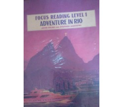 Focus Reading Level 1 - Adventure in Rio - Milne,Andrews - 1991 - Heinemann - lo