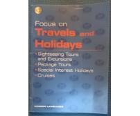Focus on Travels and Holidays -No CDrom- Bait, Vergallo- Modern languages 2006 L