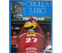Formula 1 e turbo - Paolo D'Alessio - Nada - 1989 - G