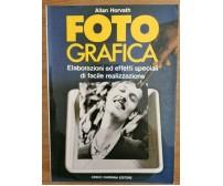 Foto grafica - A. Horvath - Cesco Ciapanna - 1982 - AR