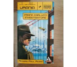 Frank Carlucci investigatore - R.P. Russo - Mondadori - 2000 - AR