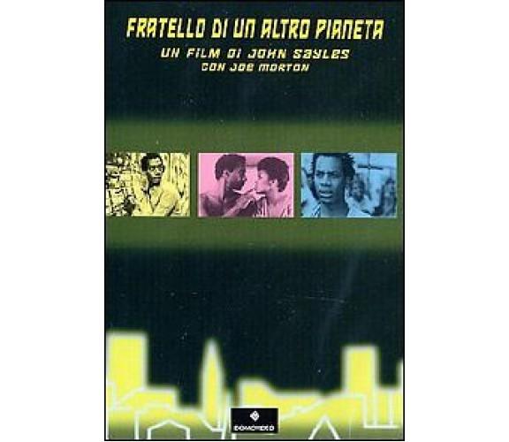 Fratello di un altro pianeta - John Sayles - Ermitage - 1984 - DVD - G