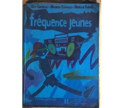 Frequence jeunes+cahier ressource di AA.VV., 1995, Petrini editore