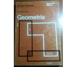 GEOMETRIA - GIORGIO CAMMELLI - SIGNORELLI - 1968 - M