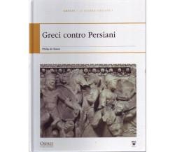 GRECI CONTRO PERSIANI. PHILIP de SOUSA. GRECIA / LE GUERRE PERSIANE I - OSPREY