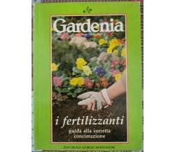 Gardenia - i fertilizzanti. Guida alla corretta concimazione- ER