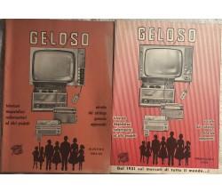 Geloso 4 numeri di Aa.vv.,  1964,  Geloso