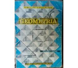 Geometria Vol.I-Giuseppe Bonfantini,Costanza Citrini Sacchetti-Mondadori,1964-R