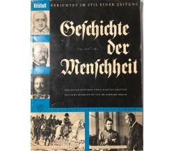 Geschichte der Menschheit von 1808-1914, AA.VV., 1915, Kristall