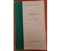 Giangiacomo Rousseau,Emilio o dell'educazione,G. A.Roggerone,1973,La Scuola - S
