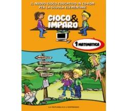 Gioco & Imparo 1 Matematica, 2 cd-rom - La Repubblica - L'Espresso
