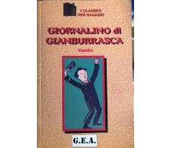 Giornalino di Gianburrasca di Vamba, 2001, Editoriale Zeus