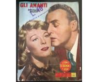Gli amanti - Autori Vari,  1954,  Edizioni Victory - P