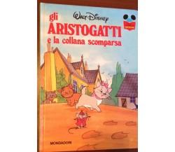 Gli aristogatti - AA.VV - Mondadori - 1986 - M