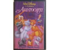 Gli aristogatti VHS di Aa.vv.,  1970,  Walt Disney