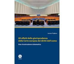 Gli effetti della giurisprudenza della Corte europea dei diritti dell'uomo
