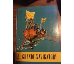 Grandi Navigatori - Guglielmo Valle,  1961,  La Scuola - P