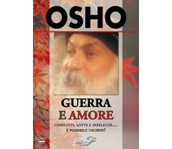 Guerra e amore. DVD. Con libro di Osho,  2014,  Uno Editori
