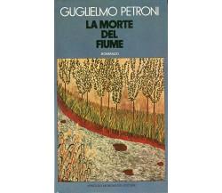 Guglielmo Petroni - La morte del fiume