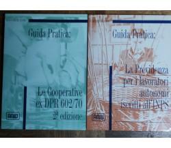Guida Pratica; Guida Pratica - AA.VV. - Editrice Aniv,1998 - R