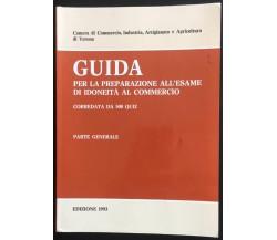 Guida per la preparazione all'esame di idoneità al commercio - Autori Vari - P
