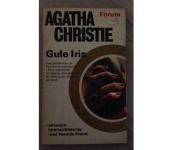 Gule iris - Agatha Christie - Forum - 1972 - M