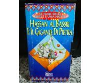 Hassan al Bassri e il gigante di pietra - 1995 - vhs- Hobby e Work -F
