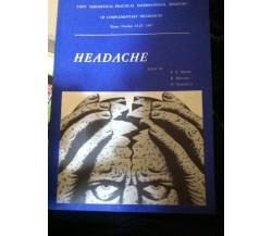 Headache - Negro-Rinaldi-Sponzilli - 1987 - Ferri - lo