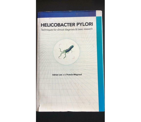 Helicobacter Pylori Tecniques for clincal diagnosis & basic research - Lee - P