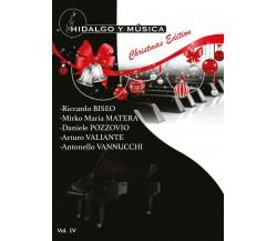 Hidalgo y Musica Vol. 4 di Emanuela Guttoriello,  2016,  Youcanprint