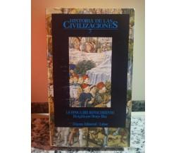 Historia de las civilizaciones 7 di Denys Hay,  1991,  Alianza - F