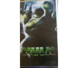 Hulk (2003) - VHS - 2003 - Ang Lee - Marvel Comics