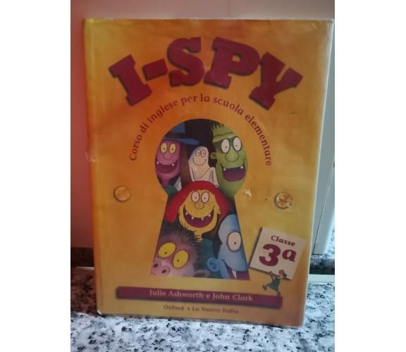 I-SPY corso di inglese per la scuola elementare di A.a.v.v,  1996,  Oxford -F