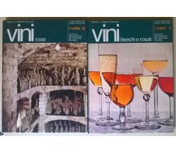 I Vini - Vini bianchi e rosati - Vini rossi - Zaccone - De Agostini, 1971 - L
