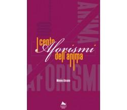 I cento aforismi dell'anima di Mimmo Abramo,  2018,  Herkules Books