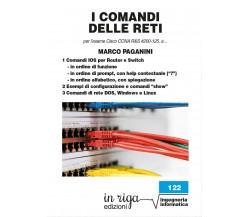 I comandi delle reti,  di Marco Paganini,  2017,  In Riga Edizioni