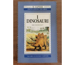 I dinosauri - E. Buffetaut - Newton - 1994 - AR