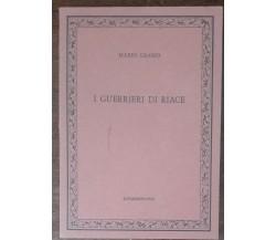 I guerrieri di Riace - Mario Grasso - Lunarionuovo, 1982 - A