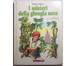 I misteri della giungla nera a fumetti di Emilio Salgari,  1992,  Il Giornalino