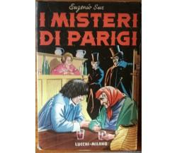 I misteri di Parigi - Sue - Lucchi,1971 - R