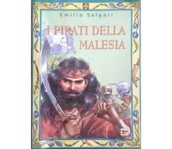 I pirati della Malesia - Emilio Salgari, 1998,  Demetra